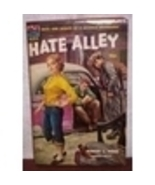 """VINTAGE PAPERBACK-- """"HATE ALLEY"""" BY MARTIN L. WEISS - $112.45"""