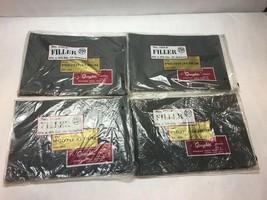 VINTAGE Set of 4 FILER Photo ALBUM Pages SPRINGFIELD Brand 120-F Origina... - $49.49