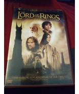 The Lord of the Rings: The Two Towers (DVD, 2003, 2-Disc Set, C5 DISC ONLY - $0.99