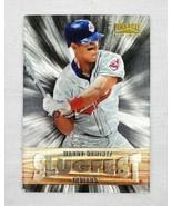 1996 Pinnacle Slugfest #13 Manny Ramirez Cleveland Indians Baseball Card - $8.95