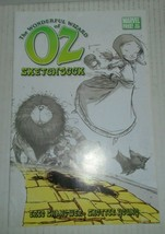 The Wonderful Wizard Of Oz Sketch Book Marvel - £0.79 GBP