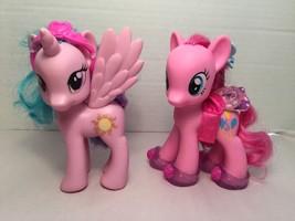 Hasbro My Little Pony Pinkie Pie Pony And Celestial Unicorn Pony Gift - $9.14