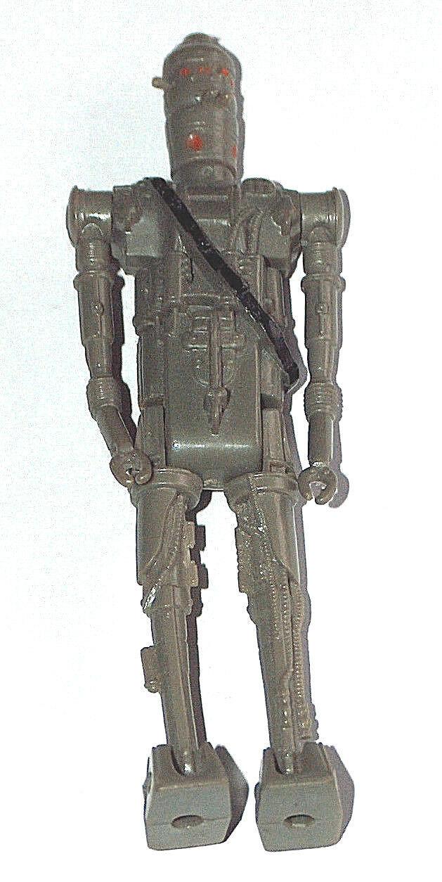 1980 Kenner Original Ig-88 Chasseur de tête Star Wars Figurine Articulée Lfl