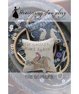 The Gobbler cross stitch chart Heartstring Samplery - $9.00