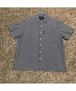 Vtg Abercrombie & Fitch Button Up Lg - $19.80