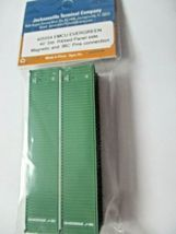 Jacksonville Terminal Company #405554 EMCU Evergreen 40' Containers N-Scale image 3