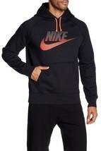 Nike Men's Sportswear Futura Hoodie 839613 Black Large - $44.50