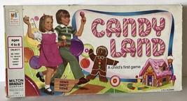 CANDY LAND BOARD GAME VINTAGE 1978 Milton Bradley 99% Complete  - Fair C... - $17.94