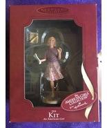 1934 Kit American Girl Handcrafted Keepsake Ornament W/ Box Hallmark 2004 - $23.95