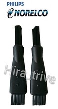 2x Electric Shaver Cleaning Brushes Braun Philips Norelco Remington Wahl NEW - $5.67