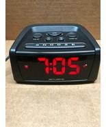 ACURITE INTELLI-TIME ALARM CLOCK MODEL 13019 - $9.28