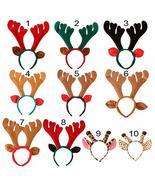 Ears Hairband Christmas Headband Hair Accessories Xmas Party TkYggin (2) - $19.80