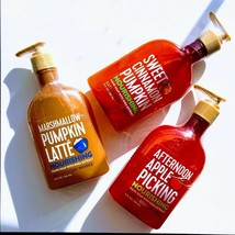 *Bath & Body Works* Fall Foodie Nourishing Hand Soaps | Apple | Pumpkin ... - $4.47