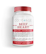 Codeage Grass Fed Beef Heart Supplement - Freeze Dried, Non-Defatted, De... - $29.99