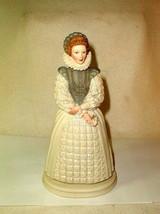 Capodimonte rare 1989 dear sculpture Queen Elizabeth I signed A, Belcari... - $200.00