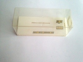 Vintage SOLIDO - Rolls-Royce Corniche - 1511 (1:43 Scale) Container ONL... - $9.85