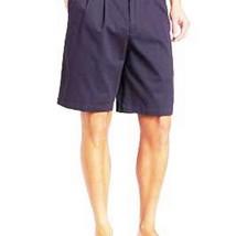 Dockers, Men's, Perfect Short D3 Classic-Fit Pleated Short, Marine, Sz. 34 - $23.76