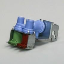 61005626 Whirlpool Water Inlet Valve OEM 61005626 - $84.10