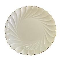 """Haviland Limoges France Porcelain 5"""" Gold Trim Appetizer Plate - $5.94"""