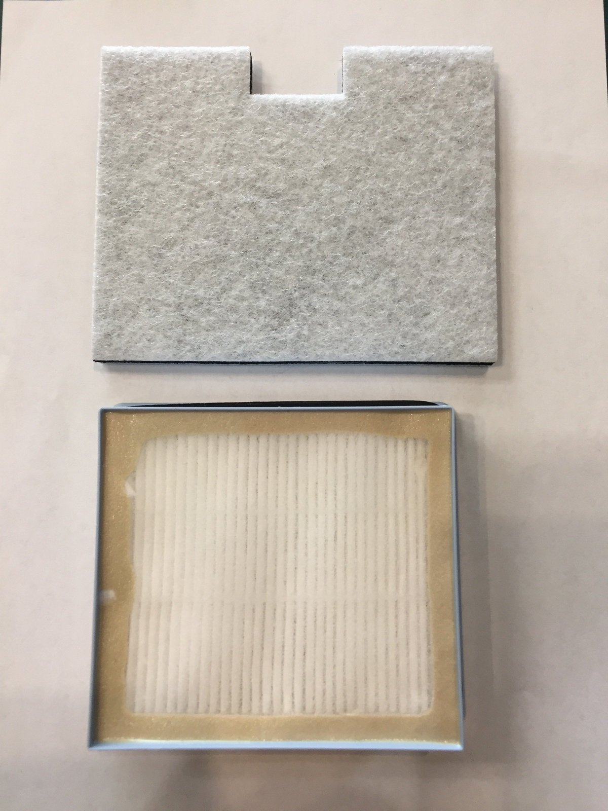 Riccar Impeccable Hepa Filters - $32.95