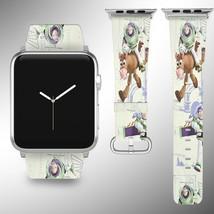 Toy Story Apple Watch Band 38 40 42 44 mm Disney Series 1 2 3 4 Wrist Strap 01 - $24.99+