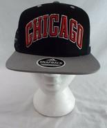Adidas Chicago Bulls NBA Snapback Hat Sample Collection - $26.42