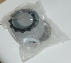 Watco 590 PP PVC BN Brushed Nickel Innovator Push Pull Tubular 16 Inch image 2