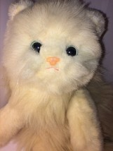 "Vintage Ty Classics Peaches Ginger Himalayan Persian Cat Plush 20"" Tush ... - $23.88"