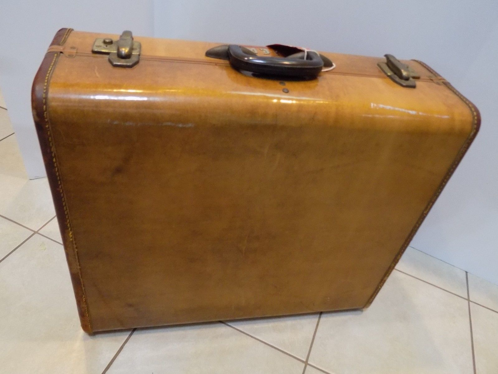 Vintage Samsonite Suitcase Luggage Pants Hanger Home Decor Craft Project Travel