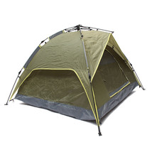 Outdoor 3-4 Persons Double-Layer Tent Sunshade Waterproof Windproof Anti... - $110.17