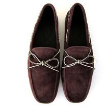 ante Mocasin 8 3162129 J 9 Nuevo Número Marcado Marrón Zapato Tods Gommini Us YIYRxw