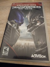 Sony PSP Transformers: The Game image 1