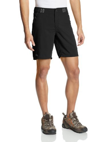 32 Research Based Instructional Strategies: Outdoor Research Men's Backcountry Board Shorts, Black