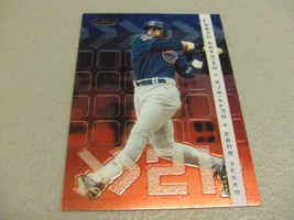 2002 Topps Finest #89 Sammy Sosa -Chicago Cubs- - $3.12