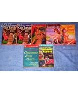 VINTAGE PAPERBACK  BOOKS - $24.95