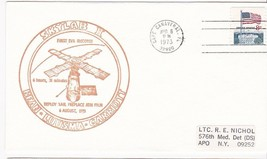 SKYLAB II DEPLOY SAIL REPLACE ATM FILM CAPE CANAVERAL, FL AUGUST 6, 1973 - $1.78