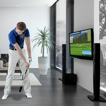 Golf Swing Training Aid Golf Swing Stick Golf Simulator - $325.00