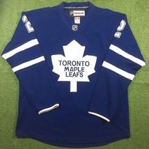 Mens Reebok Toronto Maple Leafs 2007 Maglia Trikot Maillot Jersey Hockey - $59.45