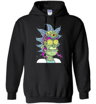 Rick And Morty-Monster Men Hoodie - $21.70+