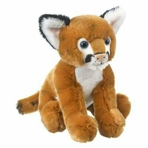 Wild and Wonderful Cougar Cub Plush Stuffed Animal From Wildlife Artists - $13.67