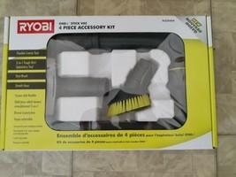 Ryobi 4 Piece Vacuum Accessory Kit For Ryobi One+ Stick Vacuum - $46.47
