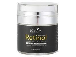 Retinol 2.5  moisturizer face cream vitamin e collagen retin anti aging wrinkles thumb200