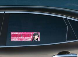 Hentai Squad #6 Slap Window Bumper Vinyl Decal Sticker Anime JDM Drift G37 RSX - $3.99+