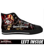 Cool! Five Finger Death Punch Thrash Metal Rock Band Canvas Shoes - $57.99+
