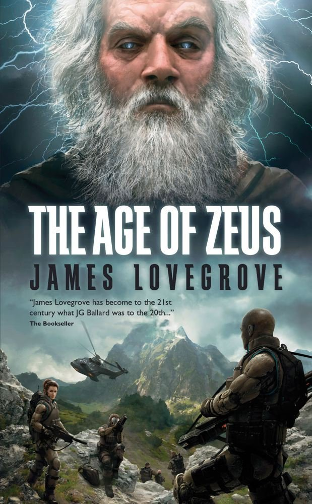 Age of Zeus [Mass Market Paperback] [Mar 30, 2010] Lovegrove, James