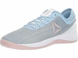 Reebok Junior Girl's Nano 8.0 Cross Trainer Shoes Size 4M Denim/lilac FV... - $75.74