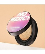 Manyo Factory No Mercy Fixing Cover Fit Cushion Velvet SPF50+PA++++ K-Be... - $42.01