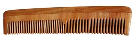 Fragarntica Neem Wood Comb for controls of Dandruff Hair fall  - $6.25