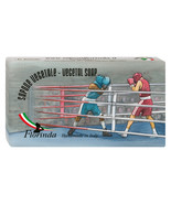 Florinda Sports and Spices Cocoa Bean Vegetal Soap Bar Boxing 100g 3.5oz - $6.28