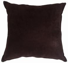 Pillow Decor - Passion Suede - Black Pillow - $39.95
